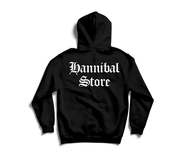 HANNIBAL STORE SUIT SWEATER BLACK