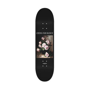 WASTED PARIS BOARD FOR SILENCE BLACK