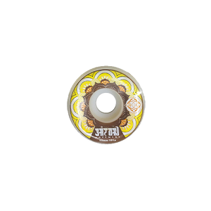 SATORI MANDALA CONICAL SHAPE 52MM 101a Yellow