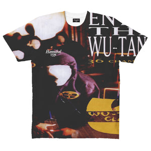 "HANNIBAL STORE ICON T-SHIRT ""WU-TANG"""