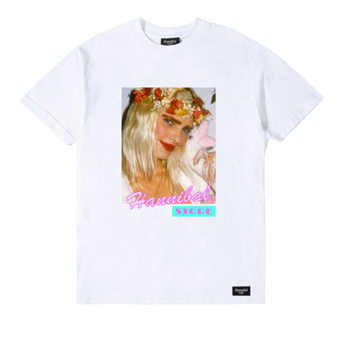 HANNIBAL LOVE PARTY TEE WHITE