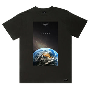 HANNIBAL STORE EARTH T-SHIRT BLACK