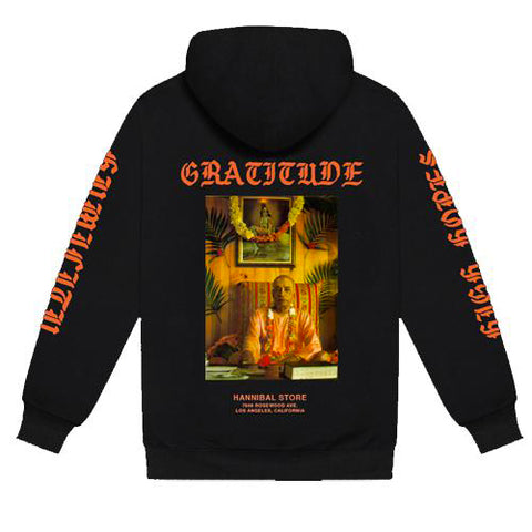 HANNIBAL GRATITUDE, HUMILITY & HIGH HOPES HOODIE