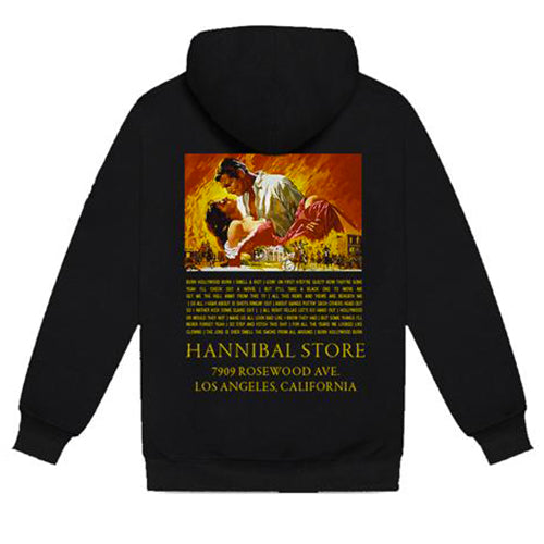 HANNIBAL GONE WITH THE WIND HOODIE