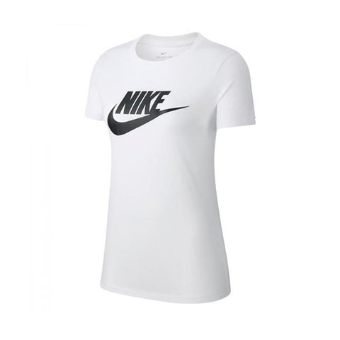 NIKE ESSENTIAL FUTURA T-SHIRT WHITE