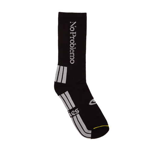 ARIES NO PROBLEMO SOCKS BLACK
