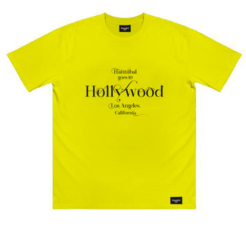 HANNIBAL GOES TO HOLLYWOOD TEE