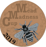 Bronze medal from the Mead Madness Cup 2019 for Melyn Yr Eithin medium dry traditional Welsh mead