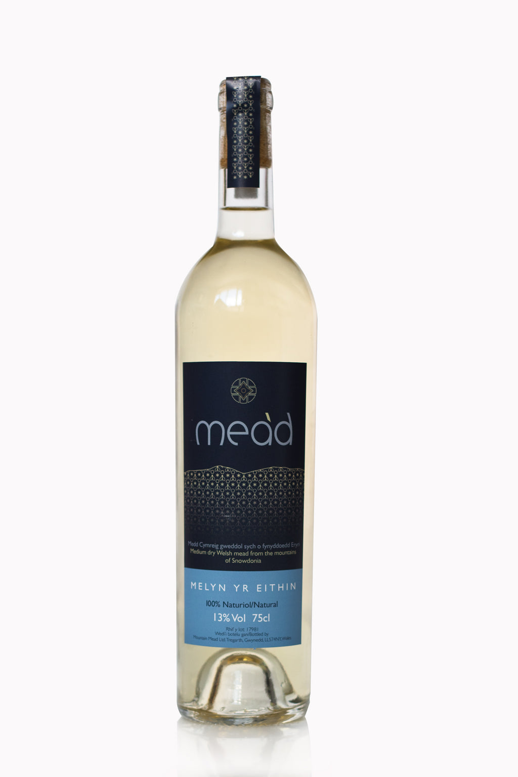 Melyn Yr Eithin - Medium Dry Welsh Mead
