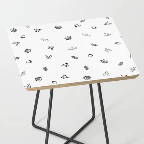 Camp Stories Side Table