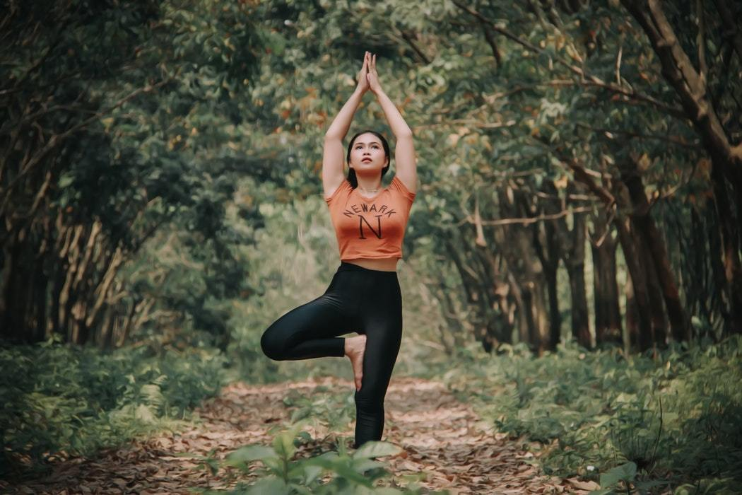 Finding Balance And Health With Yoga