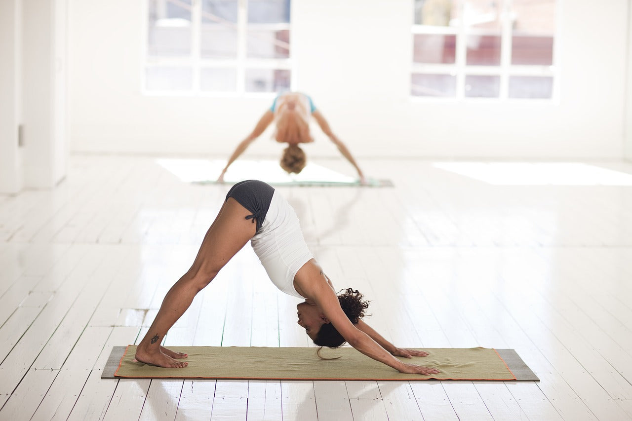 Some Simple Yoga Exercises to Improve General Health and Sexual Abilities