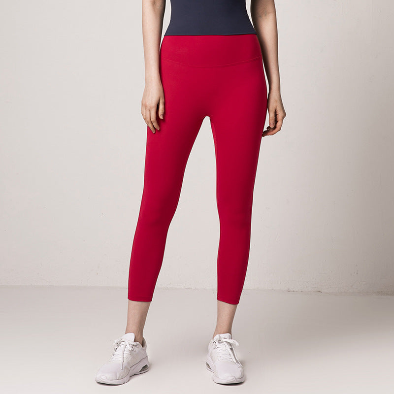 Frost Javey Capri Leggings - PeacefulEnergy