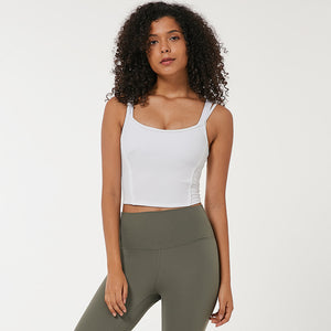Vibe Chill Crop Top - PeacefulEnergy