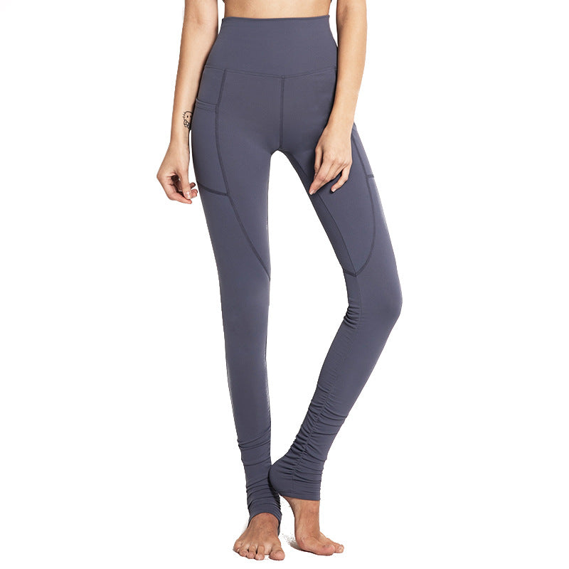 Vibe Warmth High-rise Leggings - PeacefulEnergy