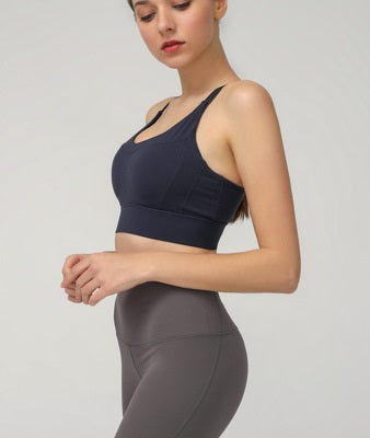 Gym Seamless Sports Bra