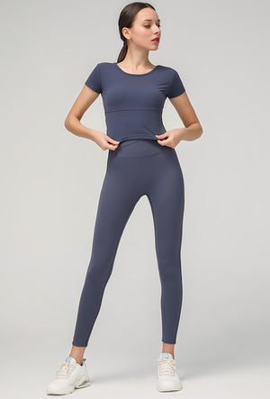 Cross-border High-waist Leggings