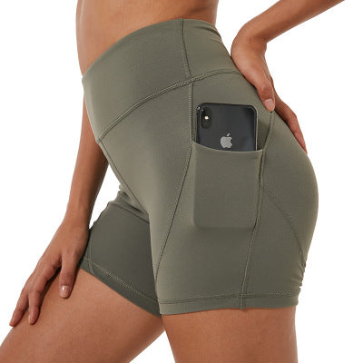 Tight Pocket Hustle Shorts - PeacefulEnergy