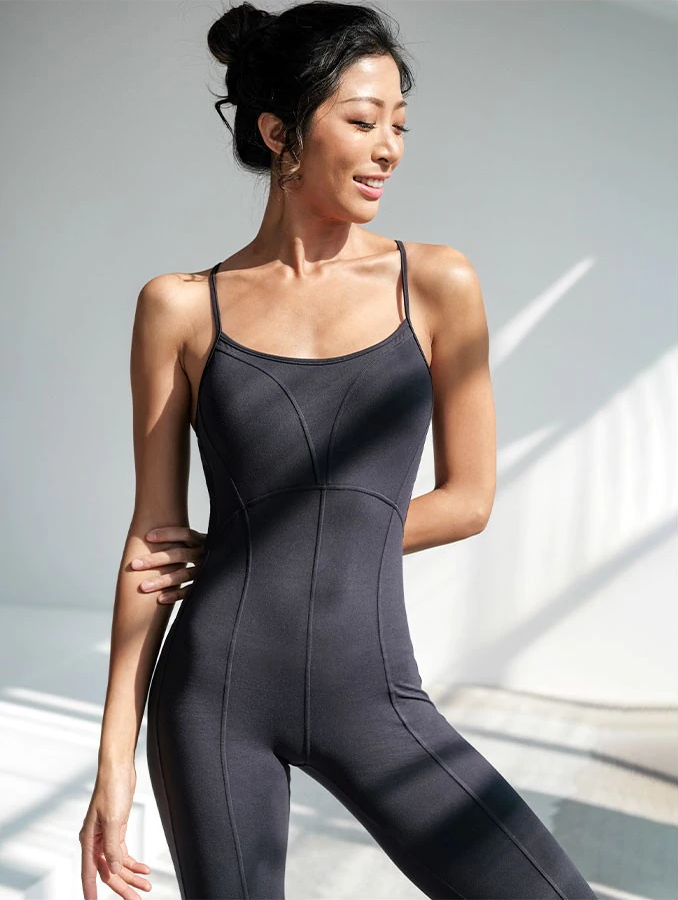 Chic Fitness Jumpsuit