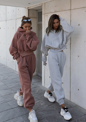 Fashion Thick Tracksuit Women