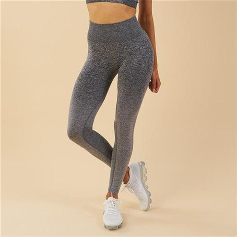 Gradient High Waist Leggings
