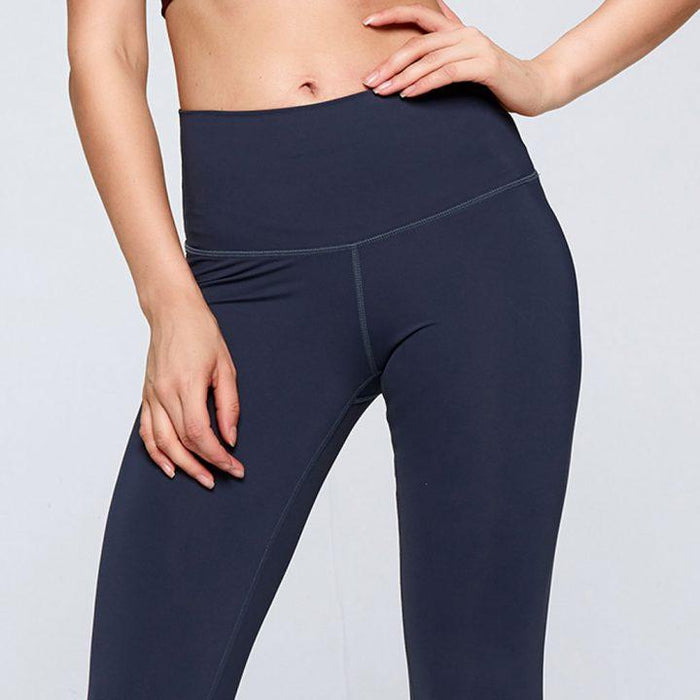 High-Waisted Seamless Leggings