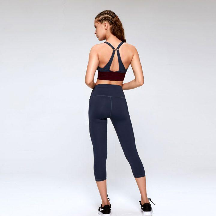 High-Waisted Seamless Leggings - PeacefulEnergy