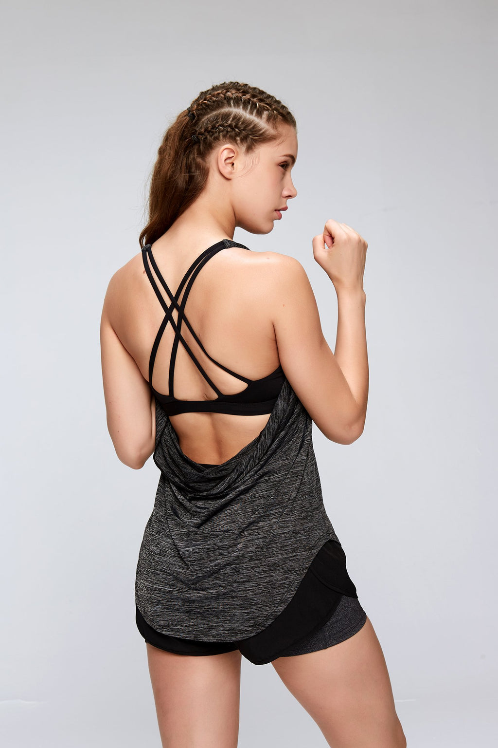Two In One | Tank top + Bra