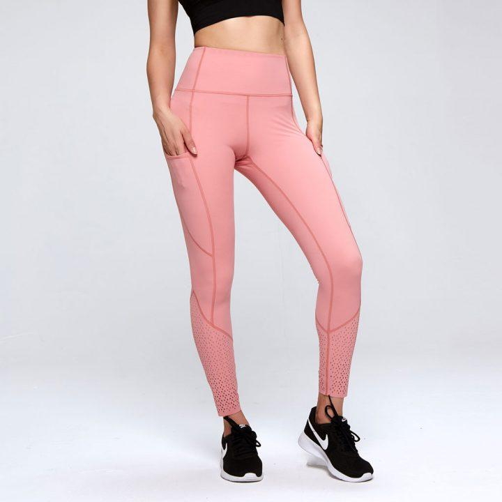 Soft Pink Leggings