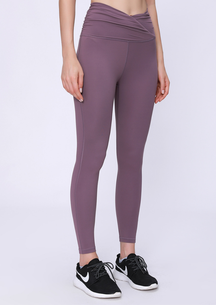 PE High Rise Tight Pants