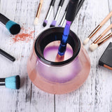Electric Makeup Brush Cleaner - PeacefulEnergy