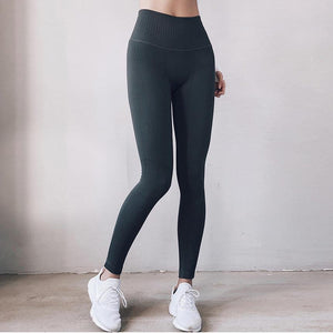Ultra Cotton Leggings with Wide Waistband
