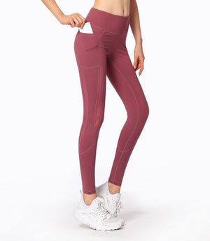 Dynamic Mesh Leggings - PeacefulEnergy