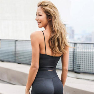 Push Up Padded Women Sports Bra