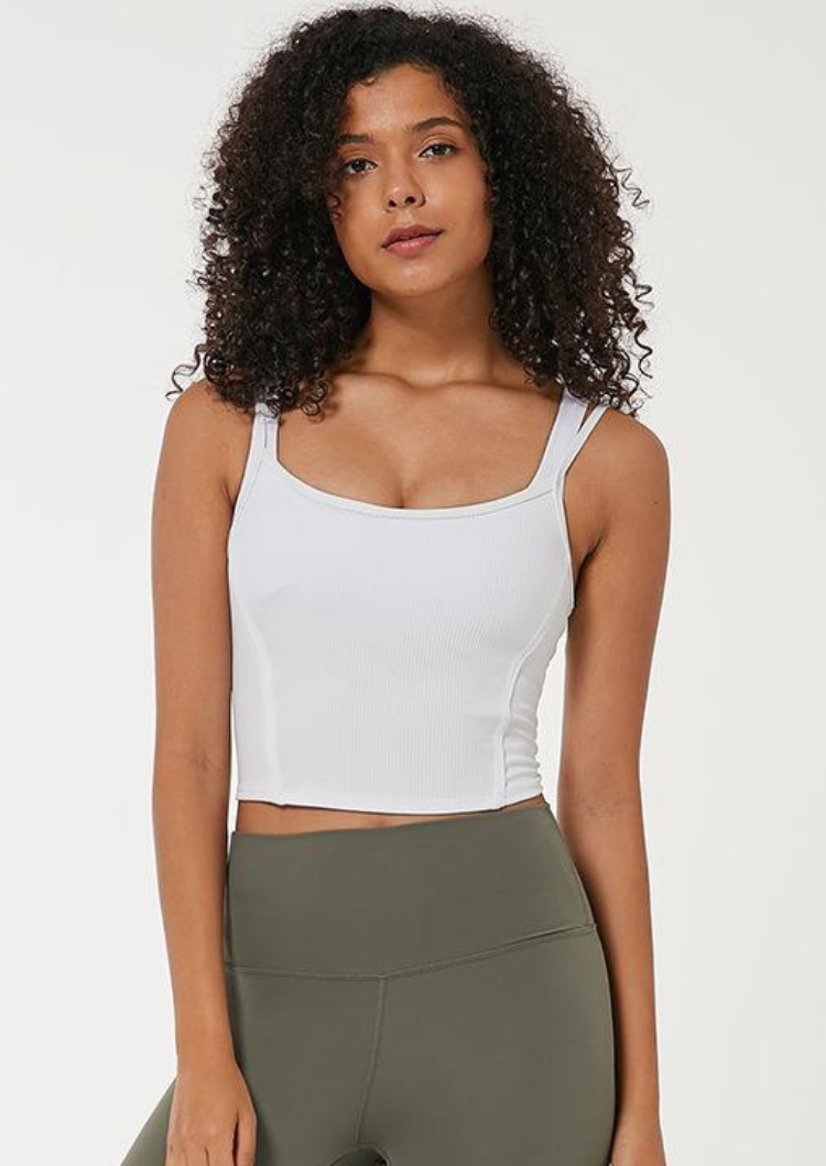 Vibe Chill Crop Top