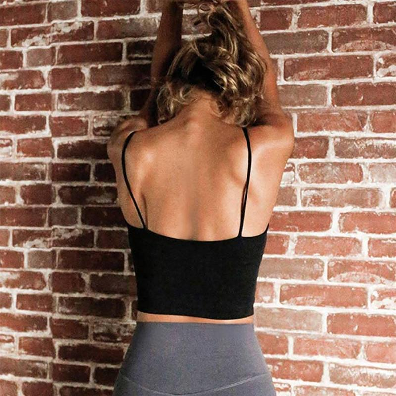 Push Up Padded Women Sports Bra - PeacefulEnergy