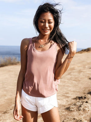 Silky-soft Tank Top - PeacefulEnergy