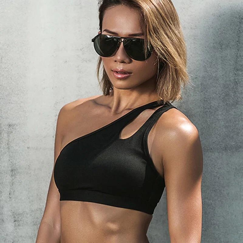 Going Everywhere Sports Bra - PeacefulEnergy