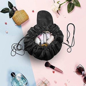 Cosmetic Travel Pouch Drawstring Bag