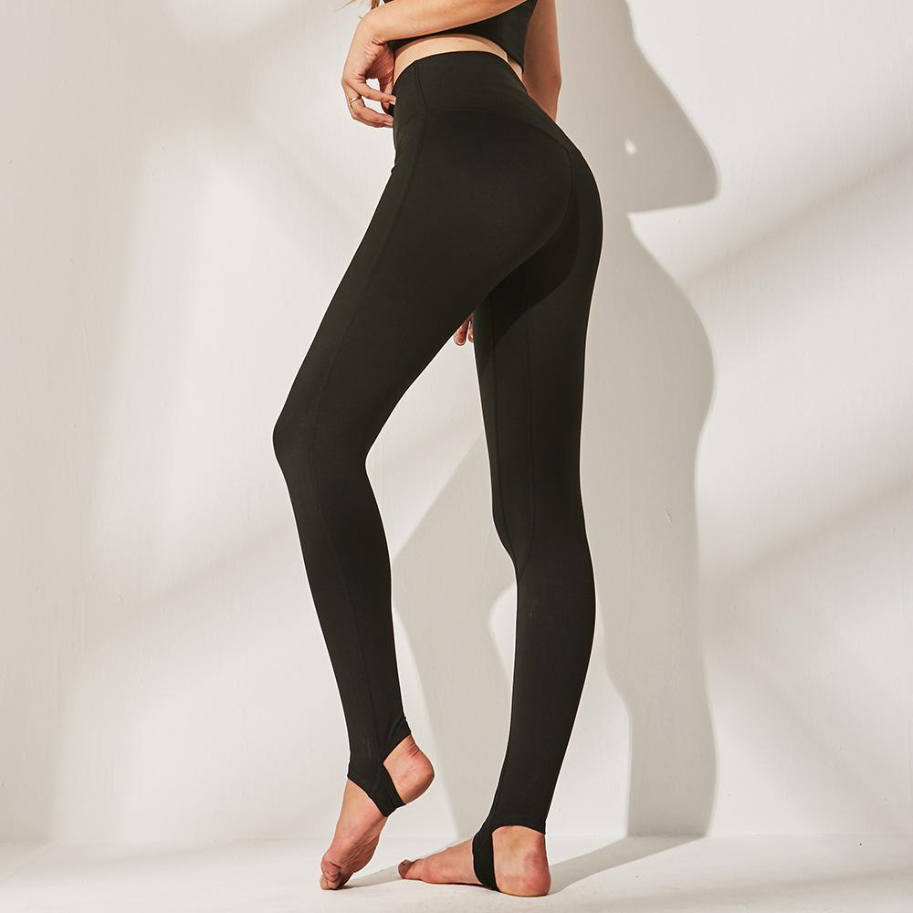Active Yoga Stirrup Leggings - PeacefulEnergy