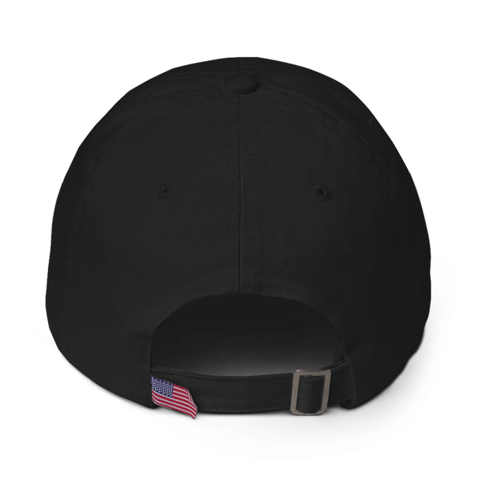 PE Dad Hat (Made in USA) - PeacefulEnergy