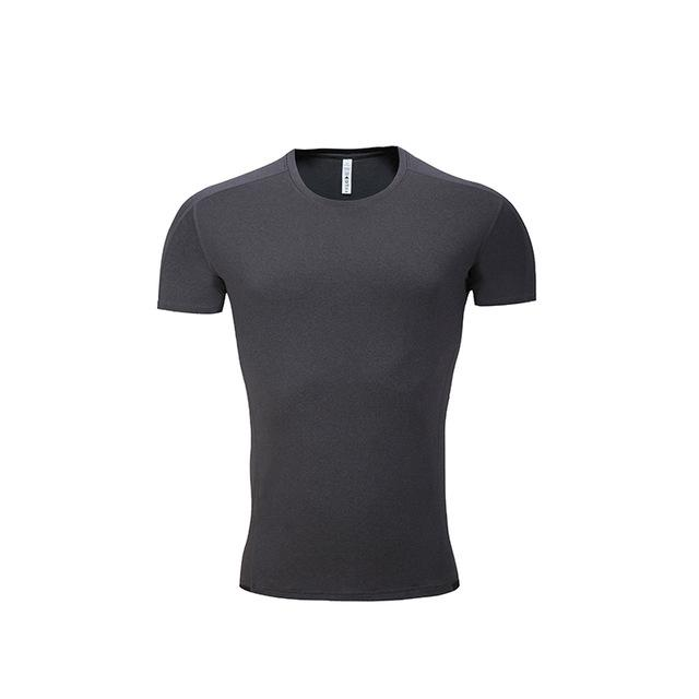 Men's HyperDri Short Sleeve T-Shirt Athletic Cool Running Top - PeacefulEnergy