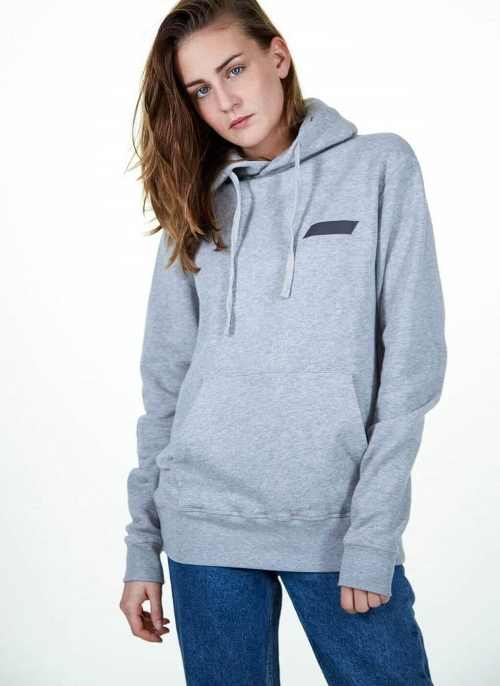 LA_B Big Data Hoodie Woman