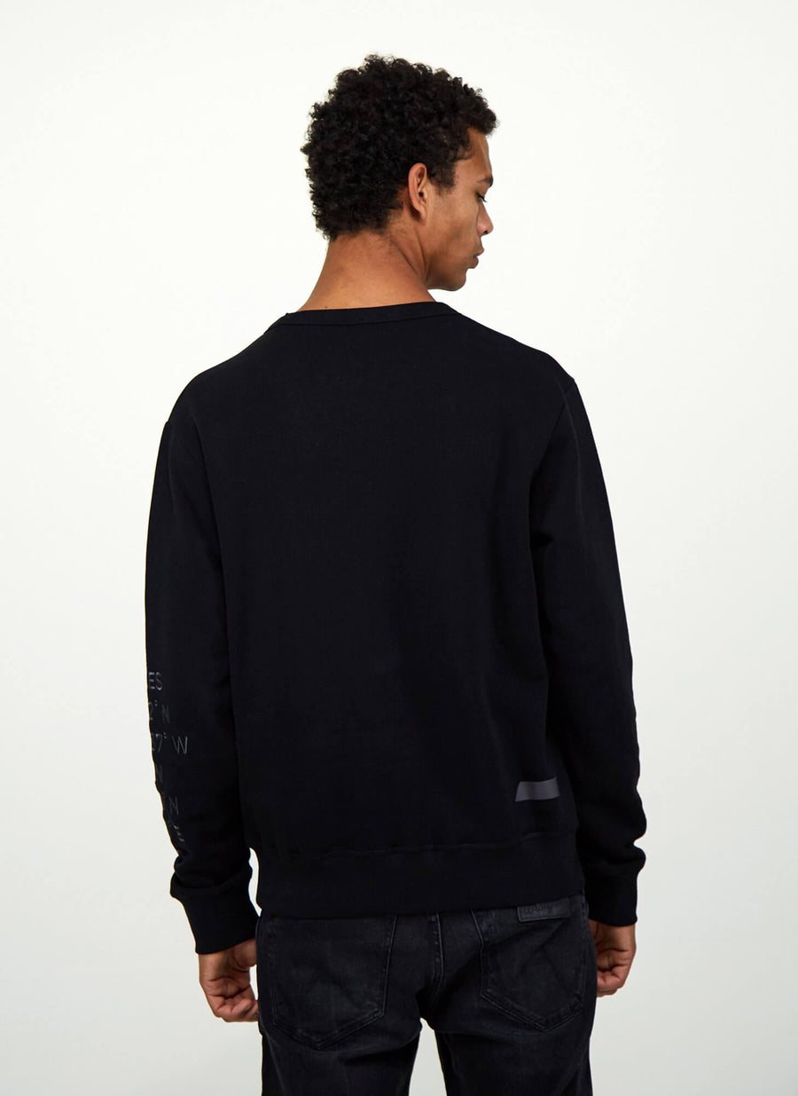 LA_B Big Data Sweatshirt men