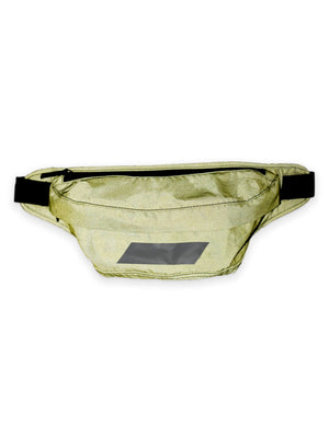 Angel LA-B Fanny Pack Gold Reflective