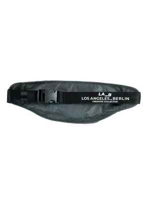 Angel LA-B Fanny Pack Anthracite Reflective