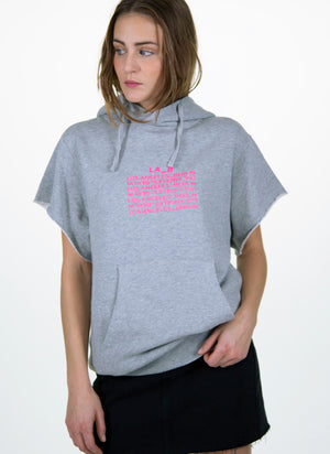 City Hoodie Heather Grey