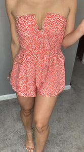Stand Out Romper
