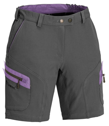 Wildmark Strech Shell Shorts Dame
