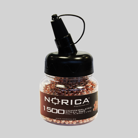 Norica BB Copper Coated Luftkuler 4,5mm